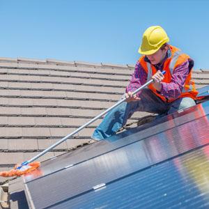 Solar Panel Cleaning 1 Nrc